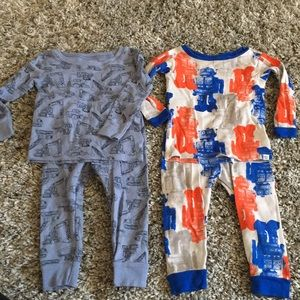 3060dcff2 BabyGap   Old Navy Pajamas